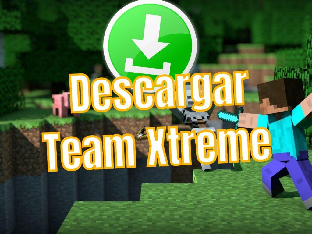 Descargar Launcher Team Xtreme para Minecraft