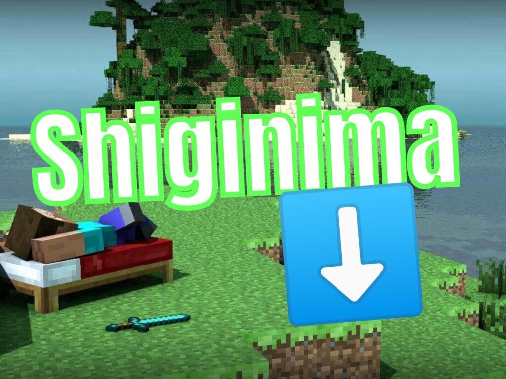 Pobierz Launcher Shiginima Minecraft