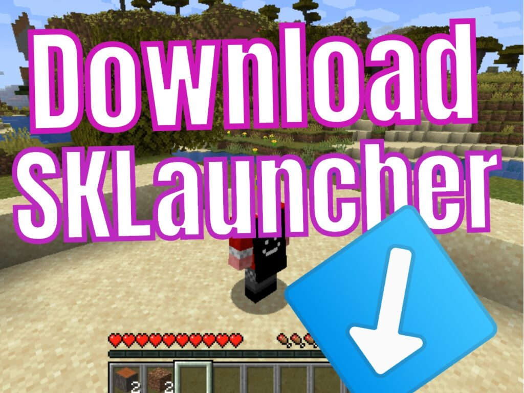 Download SKLauncher for Minecraft PC or Mac