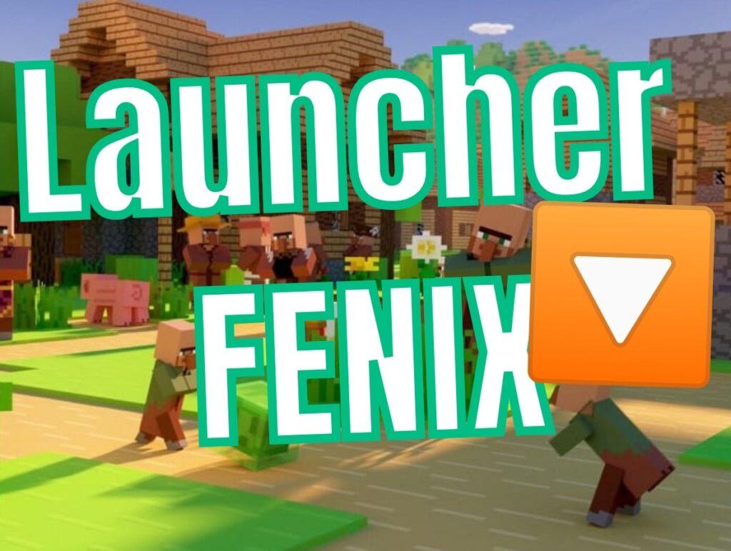 DESCARCĂ și INSTALEAZĂ Launcher Fenix pentru MINECRAFT