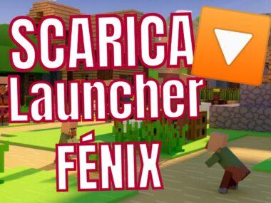 Come SCARICARE Launcher FÉNIX MINECRAFT ⬇️