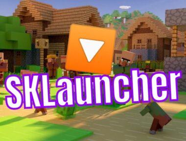 DESCARCĂ și INSTALEAZĂ SKLauncher 3.0 pentru Minecraft pe PC și Mac (2021)