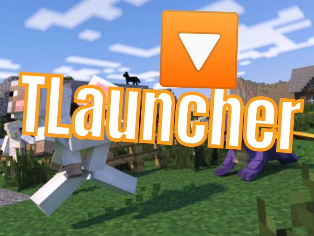 DESCARCĂ și INSTALEAZĂ TLauncher pentru Minecraft