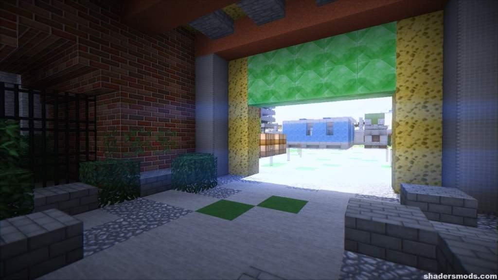 Kuda Shader dá un efecto mejorado a Minecraft